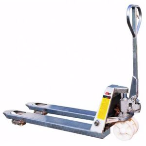 Picture of Galvanised Pallet Jacks / Truck 2000Kg Capacity