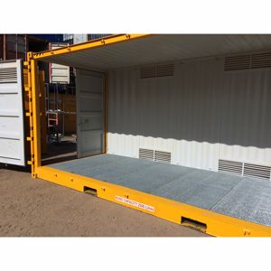 Picture of 20 ft Side Door Dangerous Goods Shipping Containers New Melbourne