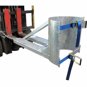 Picture of Drum Lifter with Plastic Barrel Option