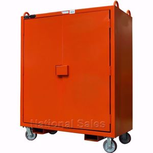 Picture of Site Tool Cabinet Box Crane Cage 1000 Kg WLL