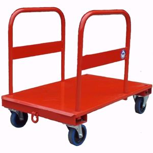 Picture of Heavy Duty Trolley 1100kg 1200x750mm